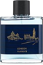 Playboy London - Туалетна вода — фото N1