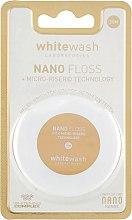 Парфумерія, косметика Зубна нитка-флос Nano флос, що розширюється - WhiteWash Laboratories