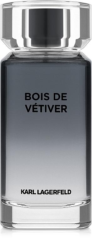 Karl Lagerfeld Bois De Vetiver - Туалетная вода