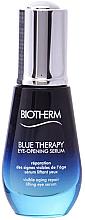 Духи, Парфюмерия, косметика Сыворотка для области вокруг глаз - Biotherm Blue Therapy Eye-Opening Serum (тестер в коробке)