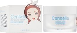 Духи, Парфюмерия, косметика Увлажняющий крем для лица с экстрактом центеллы - The Orchid Skin Centella Moisture Cream