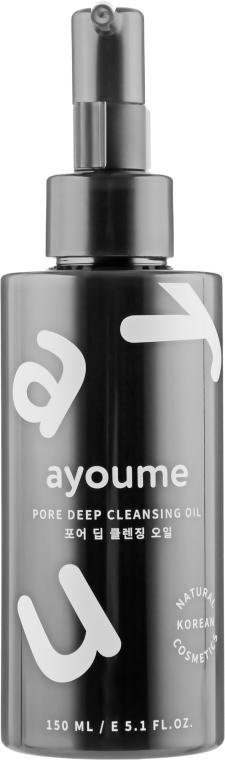 Гидрофильное масло - Ayoume Pore Deep Cleansing Oil