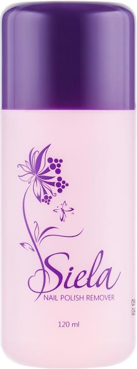 Жидкость для снятия лака - Siela Cosmetic
