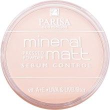 Духи, Парфюмерия, косметика Компактная пудра для лица с минералами - Parisa Cosmetics Mineral Powder