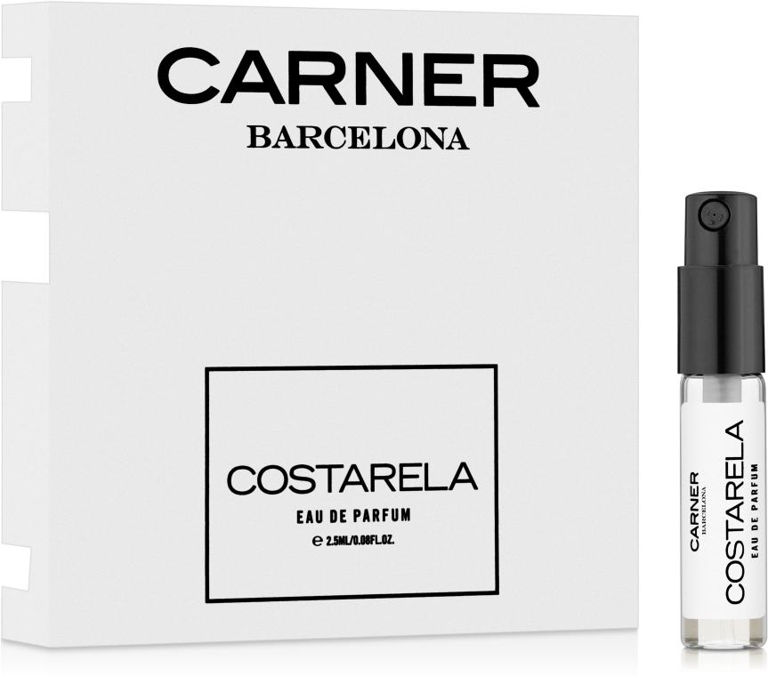 Carner Barcelona Costarela - Парфюмированная вода (пробник) — фото N1