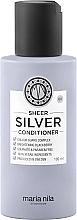 Духи, Парфюмерия, косметика Кондиционер от желтизны окрашенных волос - Maria Nila Sheer Silver Conditioner