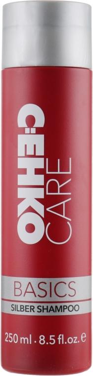 Шампунь серебристый - C:EHKO Basics Line Silber Shampoo