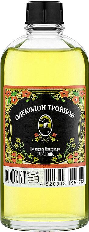 Эффект Тройной - Одеколон: купить по лучшей цене в Украине | Makeup.ua