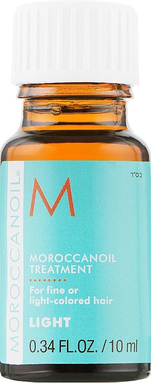 Восстанавливающее масло для тонких и светлоокрашенных волос - Moroccanoil Treatment For Fine And Light-Colored Hair (тестер)