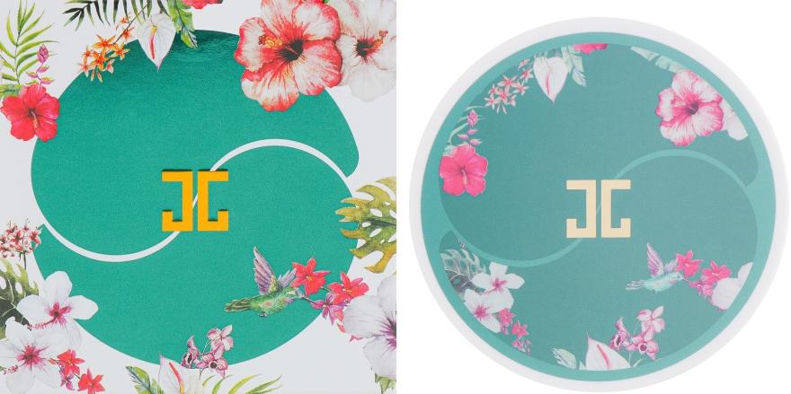 Гидрогелевые патчи с зеленым чаем - Jayjun Green Tea Eye Gel Patch