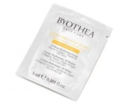 "Духи, Парфюмерия, косметика Увлажняющий крем ""24 часа"" для сухой кожи - Byothea Moisturizer 24 Hours For Dry Skin (пробник)"