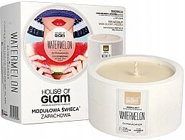 Духи, Парфюмерия, косметика Ароматическая свеча - House of Glam Watermelon Extravaganza Candle
