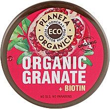 """Духи, Парфюмерия, косметика Маска для волос """"Защита цвета"""" - Planeta Organica Organic Granate+Biotin"""