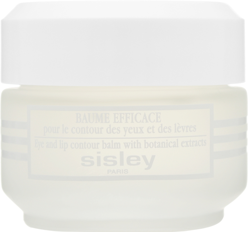 Бальзам для контура глаз и губ - Sisley Baume Efficace Botanical Eye and Lip Contour Balm