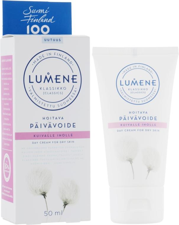Крем для лица - Lumene Klassikko Day Cream For Dry Skin