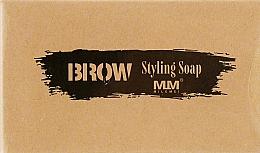 Духи, Парфюмерия, косметика Мыло для бровей - Feg Brow Styling Soap