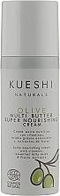 Духи, Парфюмерия, косметика Суперувлажняющий крем для лица с экстрактом оливы - Kueshi Naturals Multi Butter Super Nourishing Cream