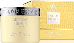 Духи, Парфюмерия, косметика Molton Brown Orange & Bergamot Radiant Body Polisher - Скраб для тела