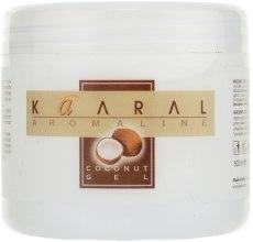 Духи, Парфюмерия, косметика Кокосовый гель для укладки волос - Kaaral Aromaline Coconut Gel