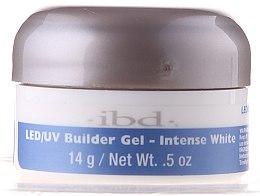 Духи, Парфюмерия, косметика Гель конструирующий для ногтей интенсивно белый - IBD LED/UV Builder Intense White Gel