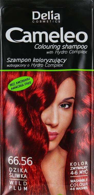 Оттеночный шампунь - Delia Cameleo Colouning Shampoo