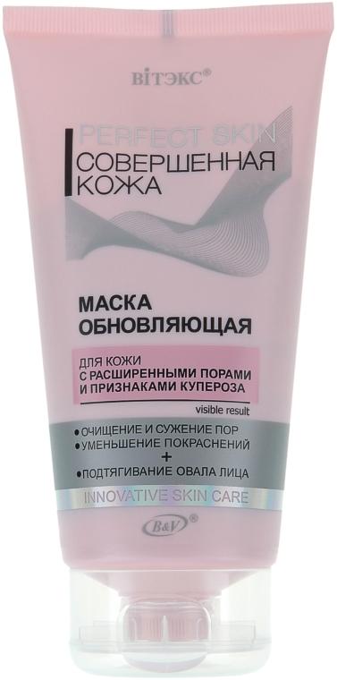 Маска обновляющая для кожи с расширенными порами и признаками купероза - Витэкс Perfect Skin