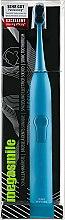 "Духи, Парфюмерия, косметика Звуковая гидроактивная зубная щетка ""Блэк Вайтенинг ІІ"", Pacific Blue - Megasmile Black Whitening II Sonic Toothbrush"
