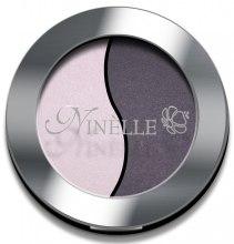 Духи, Парфюмерия, косметика Тени компактные для век, двойные - Ninelle Ultimate Eyeshadow