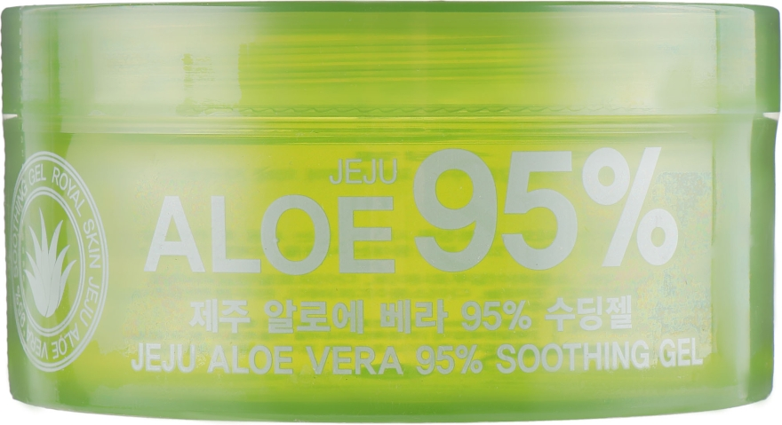 Гель для лица и тела - Royal Skin Aloe Body And Face Gel — фото N2