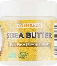 Духи, Парфюмерия, косметика Масло Ши для лица и тела, рафинированное - Cosheaco Oils & Butter