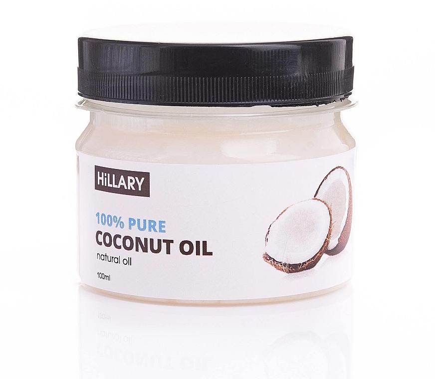 Рафинированное кокосовое масло - Hillary Coconut Oil