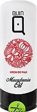 Духи, Парфюмерия, косметика Крем для рук с маслом макадамии - Silcare Quin Macadamia Oil Hand Cream