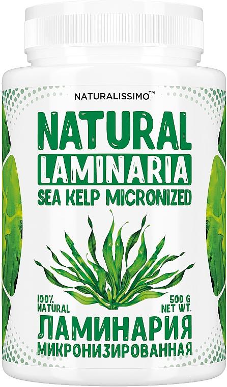 Ламинария микронизированная - Naturalissimo