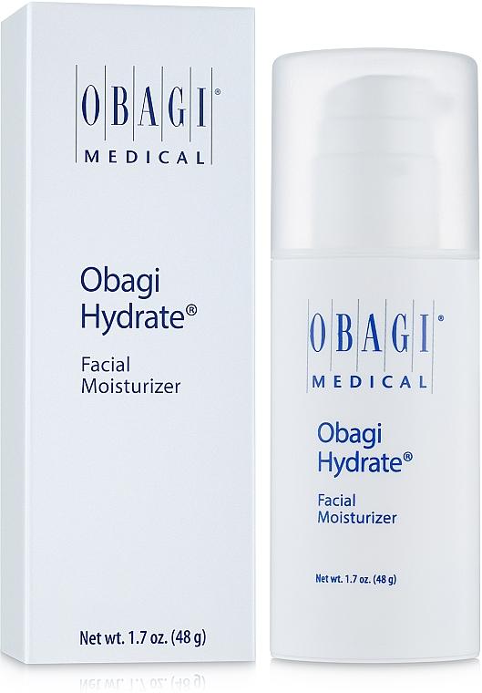 Увлажняющий крем с маслом ши, авокадо и манго - Obagi Medical Hydrate Facial Moisturizer