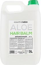 Духи, Парфюмерия, косметика Бальзам с алоэ для волос - Profis Aloe Hair Balsam