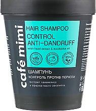 """Духи, Парфюмерия, косметика Шампунь """"Контроль против перхот"""" для всех типов волос - Cafe Mimi Hair Shampoo Anti-Dandruff"""