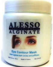 Парфумерія, косметика Маска альгинатная для контура глаз против темных кругов и отеков - Alesso Professionnel Eye Contour Alginate Mask