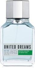 Духи, Парфюмерия, косметика Benetton United Dreams Go Far - Туалетная вода (тестер с крышечкой)