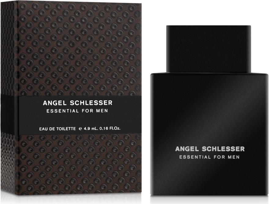 Angel Schlesser Essential For Men - Туалетная вода (мини)
