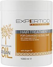 Парфумерія, косметика Інтенсивний догляд - Tico Professional Expertico Argan Oil Hair Treatment
