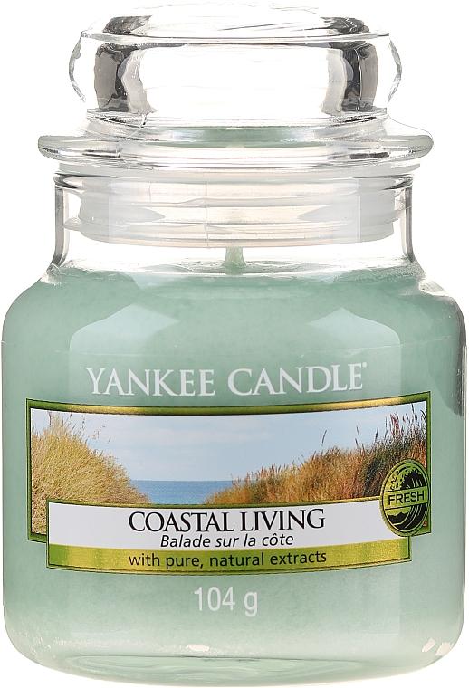 Свеча в стеклянной банке - Yankee Candle Coastal Living