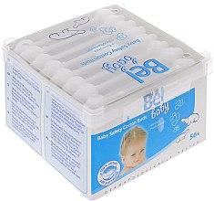 Духи, Парфюмерия, косметика Ватные палочки, детские, 56 шт - Bel Baby Safety Cotton Buds