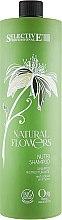 Питательный шампунь для восстановления волос - Selective Professional Nutri shampoo Natural Flowers — фото N1