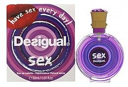 Духи, Парфюмерия, косметика Desigual Sex - Туалетная вода