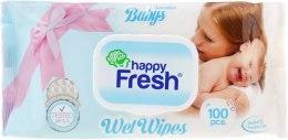 Духи, Парфюмерия, косметика Детские влажные салфетки - Ultra Compact Happy Fresh