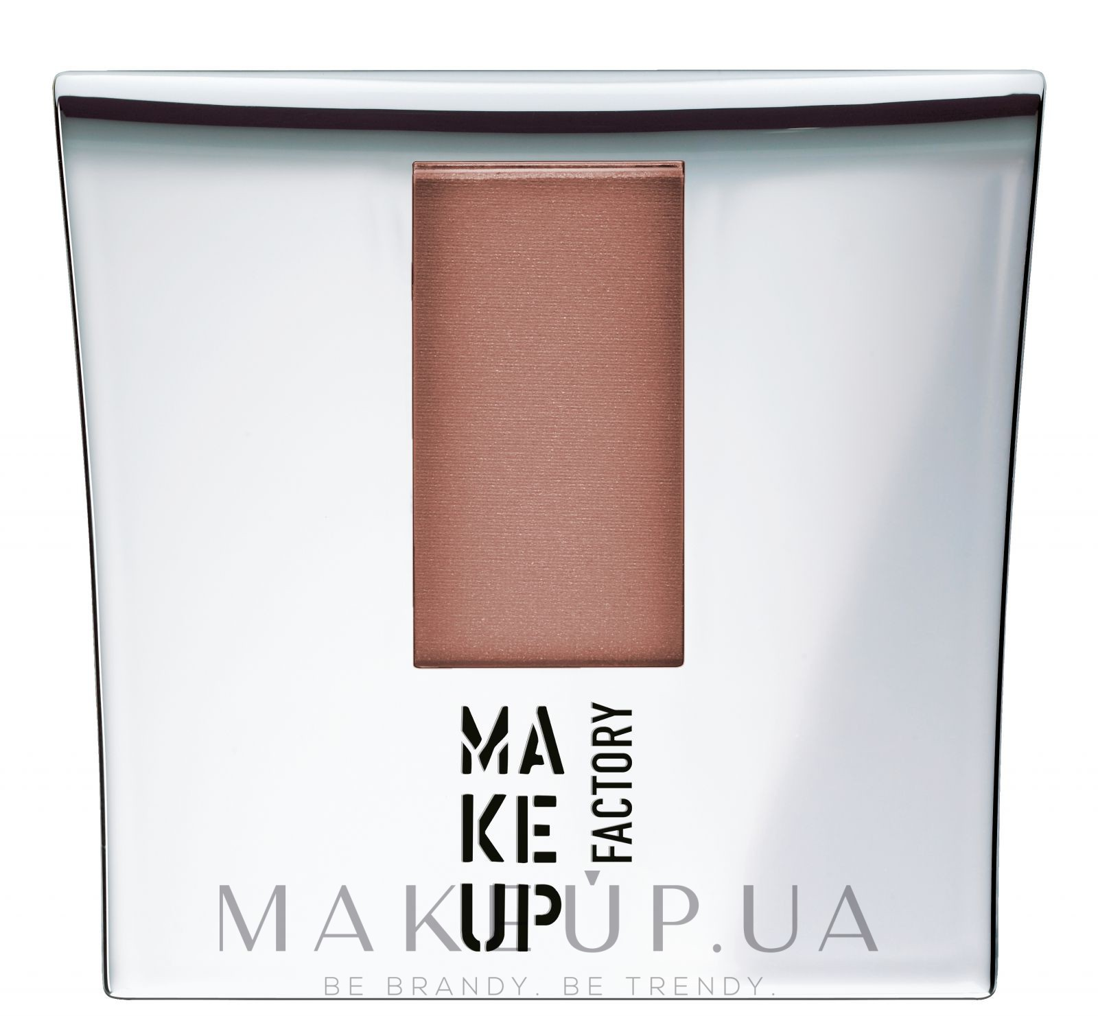 Румяна - Make Up Factory Blusher — фото 25 Sandy Brown