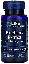 """Духи, Парфюмерия, косметика Пищевые добавки """"Экстракт черники с гранатом"""" - Life Extension Blueberry Extract With Pomegranate"""