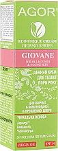 Духи, Парфюмерия, косметика Крем дневной для жирной, проблемной и комбинированной кожи - Agor Giorno Giovane Day Face Cream