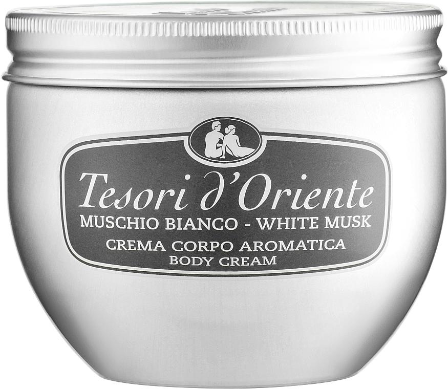 Tesori d`Oriente White Musk - Крем для тела