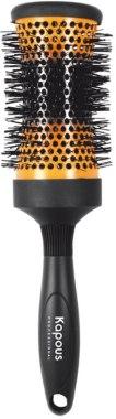 """Термобрашинг """"Силуэтный"""" с керамическим и ионовым покрытием, 32мм - Kapous Professional"""